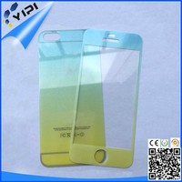 full cover tempered glass screen protector for iphone 6 plus