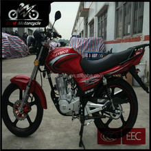 2015 new sporty design 125cc motorcycle
