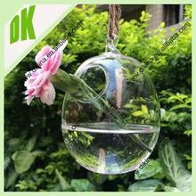 indoor plant glass terrarium home decorative showcase / handicraft terrarium glass - glass hanging tempered terrarium