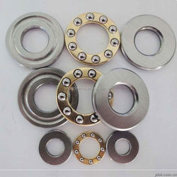 Flat thrust ball bearing F4-10 4 x 10 x 4mm deep groove ball bearing with competitive price