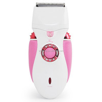 best price 3 in1 rechargeable lady epilator electric body hair removal women shaver trimmer