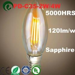 PD-Lamp NEW ! 110V 230V Edison filament 6w B22/E27 e27 led light bulb and energy saving led light bulbs