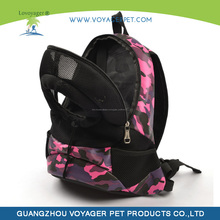 Lovoyager Head Out Camo Dog Carrier Packpacks Dog Carrier for Dog