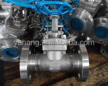 API 602 forged steel rising stem gate valve