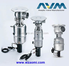 sanitary Tank bottom Valve