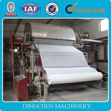 China first;s full-automation paper making machinery Language Option French