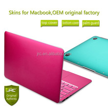 Laptop Ice Cover protective sticker Skins For Macbook