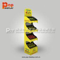custom tiered serving stand,tissiue cardboard stand floor display,toothbrush floor display stand