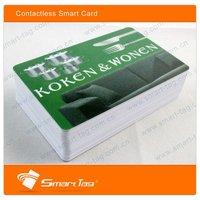 China Manufacturer LRIS2K contactless smart card