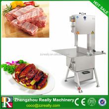 Fresh meat cutter stainless steel bone saw machine beef cutting machine