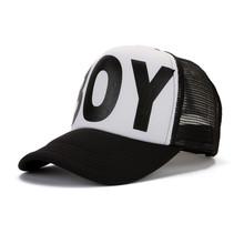 infant toddler kids children classic black white mesh baseball caps hats trucker