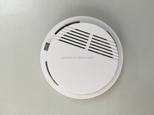 En14604 aprobado que funcionan con batería stand alone óptico precio detector de humo fotoeléctrico