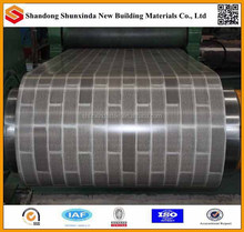 marble color coated steel, new model number steel plate, made in China