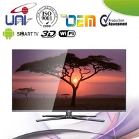 2015 uni/oem FHD 65-inch smart 3D home used led tv direct from factory
