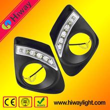 Newest design led drl light, daytime running light for Toyota Corolla 2010-2013