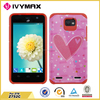 customized picture print mobile phone case for ZTE Z752C new products
