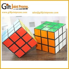 Promotional 3-order Magic Puzzle Cube , Educational Cube for Promotions