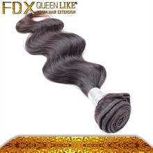 Wholesale price natural color 100% virgin mongolian different types of wavy weave hair