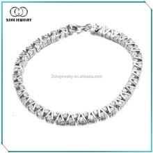 New Products Vogue 925 sterling silver bracelet