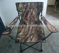 Outdoor garden balcony carbon coking anticorrosive wood real wood chair folding beach chair recreational chair the household