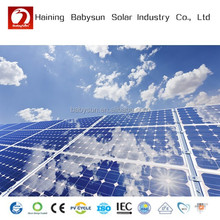 large industry project mono solar pv panel, solar pv module