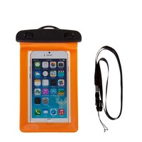 Rain cover protector for mobile phone, super dry travel bag Wallet beach waterproof