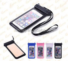 2015 New Products Universal Cell Mobile Phone PVC Waterproof Bag