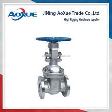 Non rising stem resilient soft seated gate valves, DIN3352, gate valve