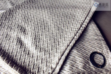 nigerian fabrics Decor Shiny Silver Metal Beaded String Curtains