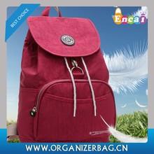 Encai Water-proof Nylon Sports backpack With Handle Wholesale Popular Rucksack for school teenage girls & boys