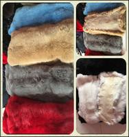 custom order accept dyed color animal fur fox fur pelt skins