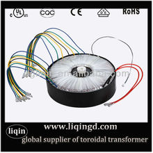 transformador de amplificador de audio