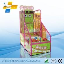 2015 Top Sale Kids' Basketball Indoor Arcade Hoops Cabinet Basketball Game, Extreme Hoops Basketball Machine