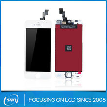 Hot selling mobile phone for iphone 5s original unlocked lcd assembly touch screen display