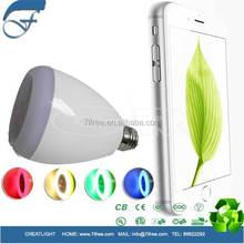 new design speaker, new design multi functions anion LED bluetooth speaker for home music