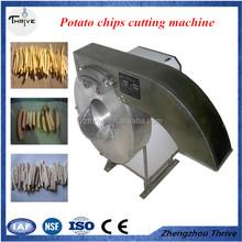 Fresh sweet potato french chips slicer machine/potato chips cutting machine/potato slicer