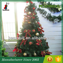China Manufacturer Famouse Brand Decorative christmas tree with ornaments