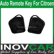 Car Remote Key Shell 2 Button 2B For Citroen Auto Remote Key
