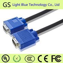 D-SUB 15PIN VGA to VGA Cable for Monitor Computers
