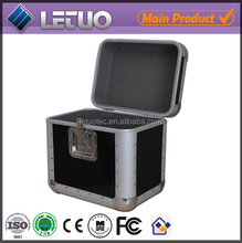 Aluminum CD Flight Case To Hold 90 CD's china manufacturer wedding dvd case lightweight aluminium metal flight case
