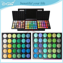 180colors wholesale makeup eyeshadow palette mineral dry waterproof eyeshadow palette