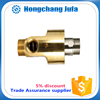 AAA 15A copper pipe fitting female threaded union duoflow water rotary joint