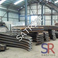 U-Beam mining support steel