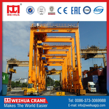 Compact Design High Efficiency Container Crane Cost