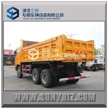CAMC 6X4 heavy duty tipper 25T dump truck