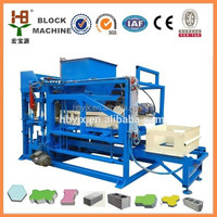 Alibaba China New Product QTJ4-18 cement auto brick manufacturers in china