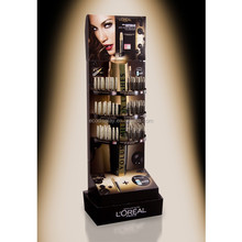 shop shelf display cosmetic, furnitures for cosmetic display,chanel display cosmetic