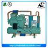 380V bitzer small r22 refrigeration condensing unit , 380V bitzer industrial open type condensing unit