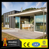 steel frame modular container homes