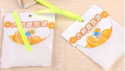 5g*3pcs/pack strong smell fragrant sachet, Air Freshener bag for closet